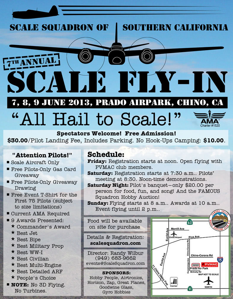 ScaleSquadron Fun Fly Flyer